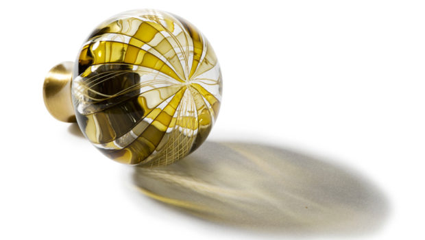 glass globe door knob photo - 13
