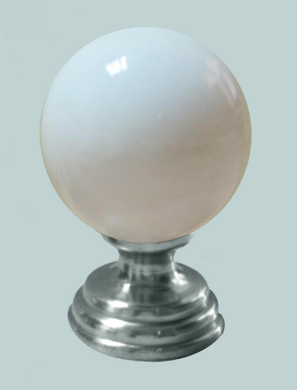 glass globe door knob photo - 8