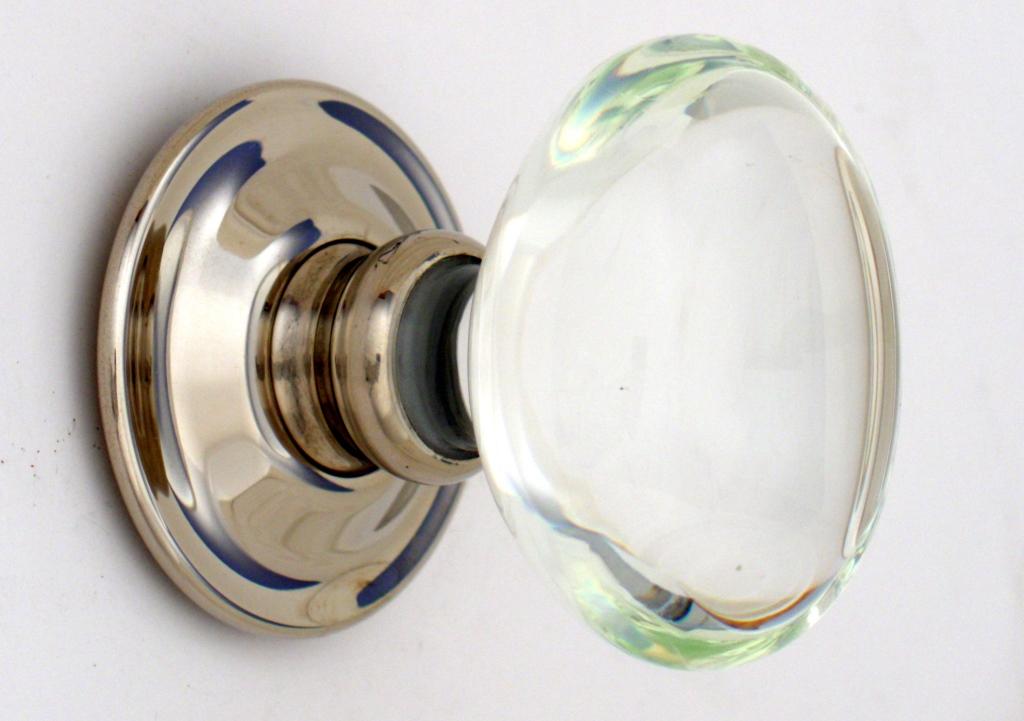 glass interior door knobs photo - 11