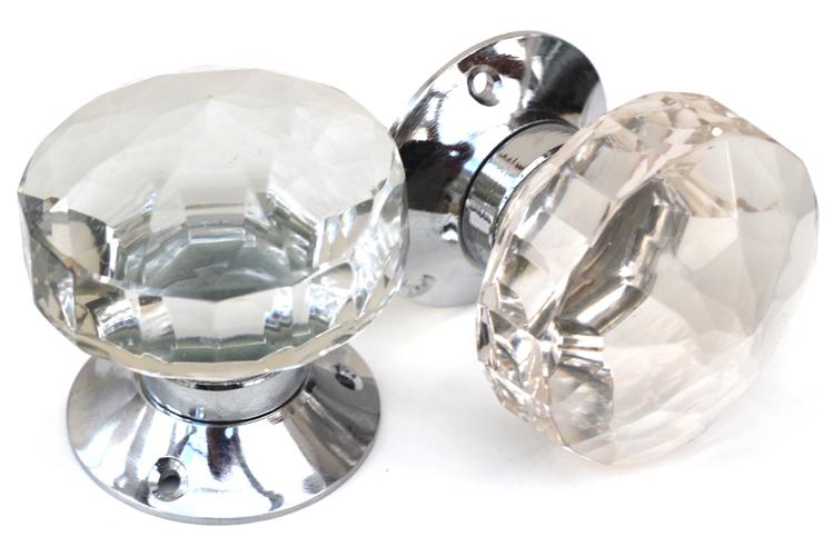 glass mortice door knobs photo - 9