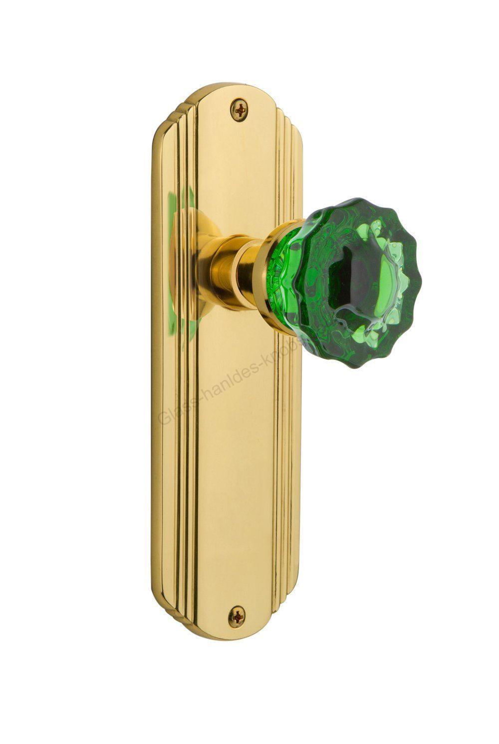glass privacy door knobs photo - 13