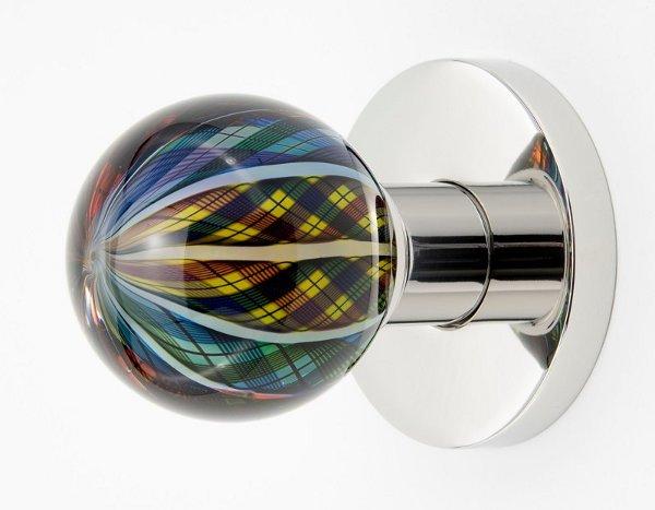 glass privacy door knobs photo - 19