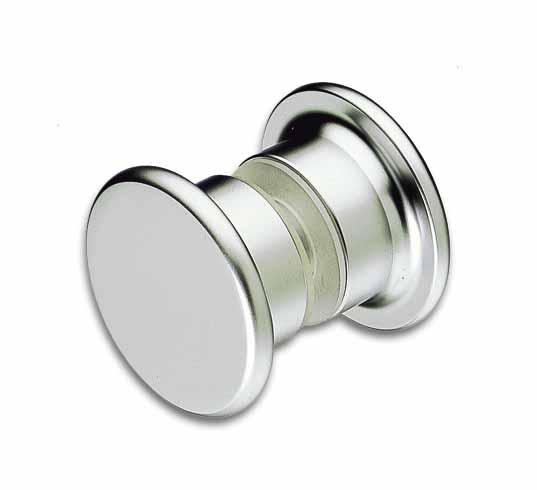 glass shower door knobs photo - 1