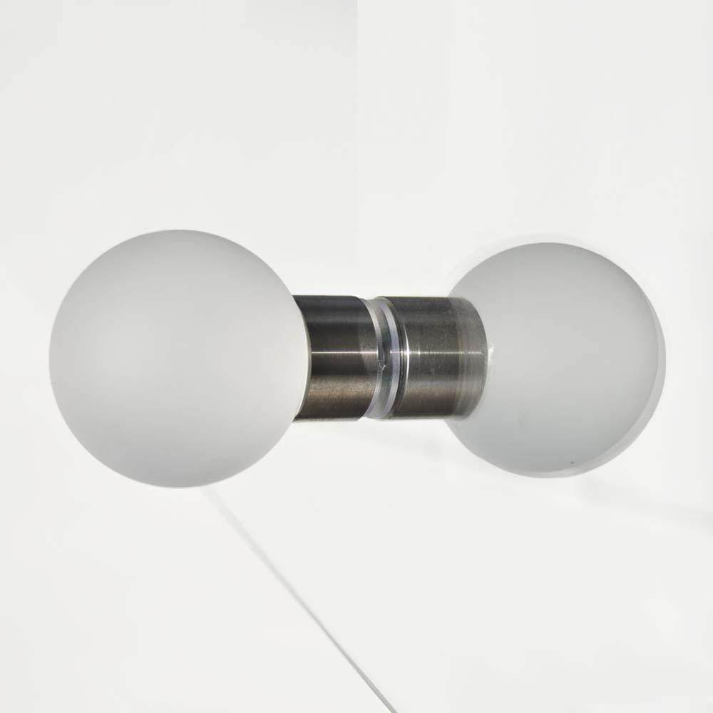 glass shower door knobs photo - 17