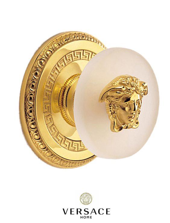gold door knob photo - 11