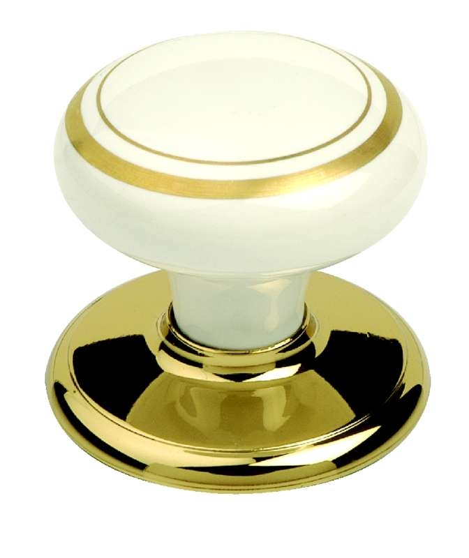 gold door knob photo - 17