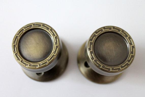 gold door knobs photo - 6