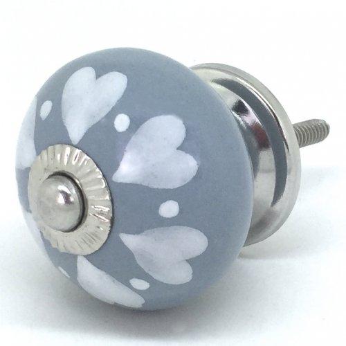grey door knobs photo - 16