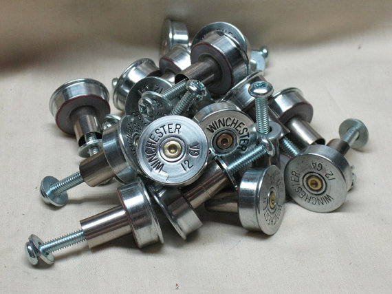 gun door knobs photo - 18