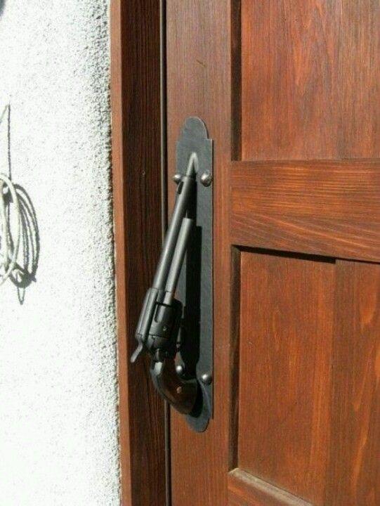 gun door knobs photo - 4