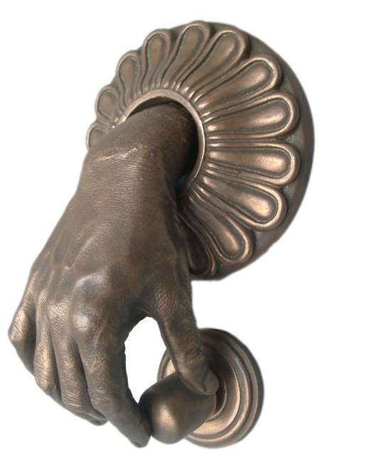 hand door knob photo - 18