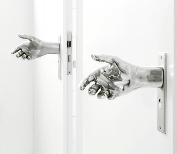hand door knob photo - 6