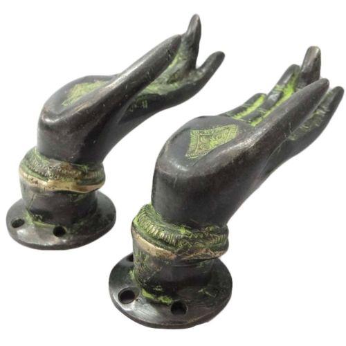 hand door knobs photo - 3