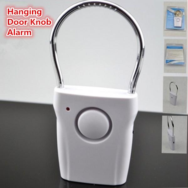 hanging door knob alarms photo - 3