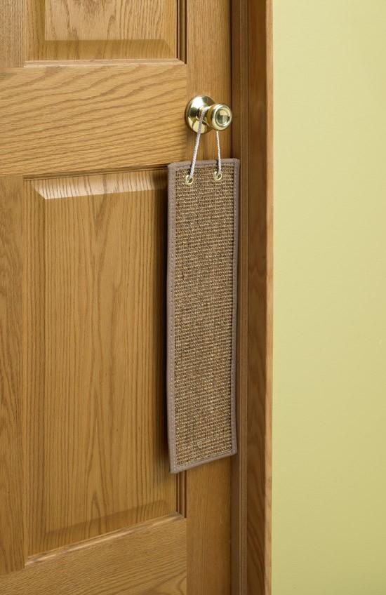 hanging from door knob photo - 7