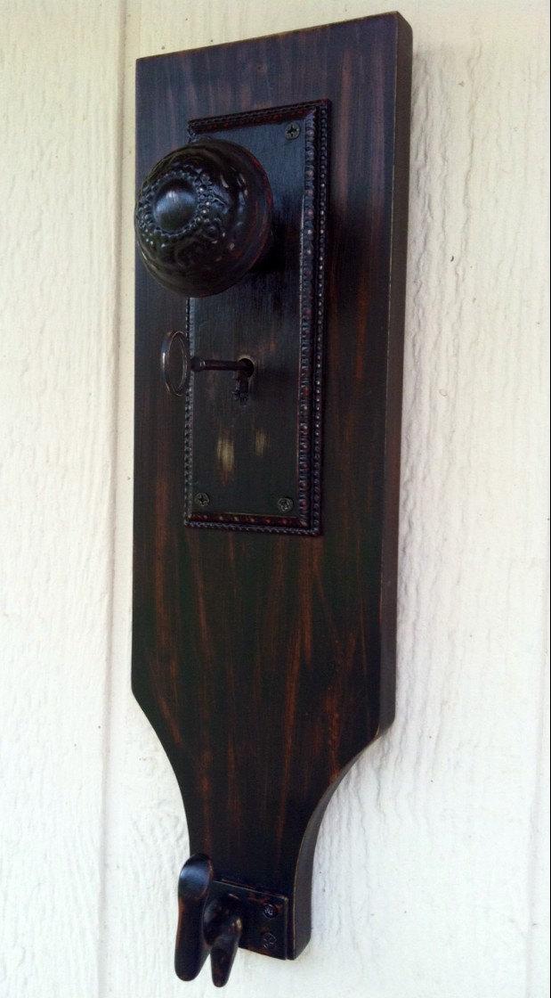 hanging from door knob photo - 8