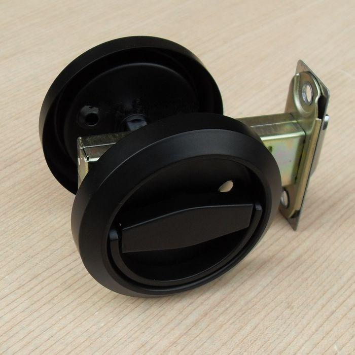 hidden door knob photo - 16