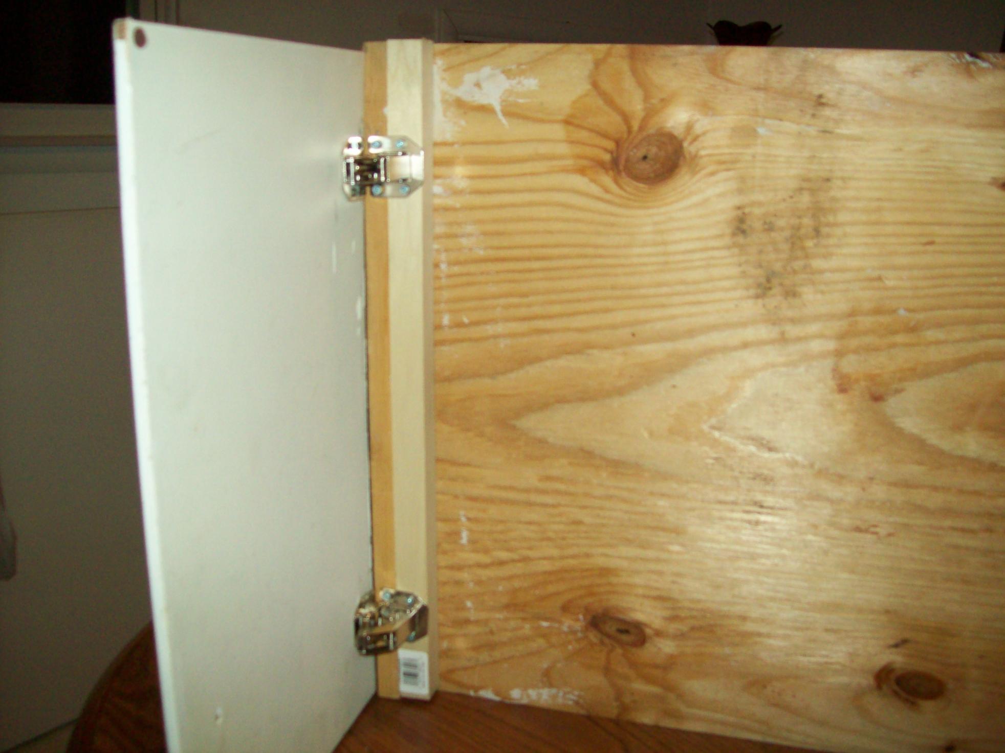 hidden door knob photo - 17