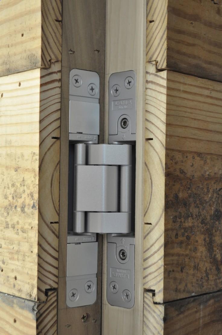 hidden door knob photo - 19