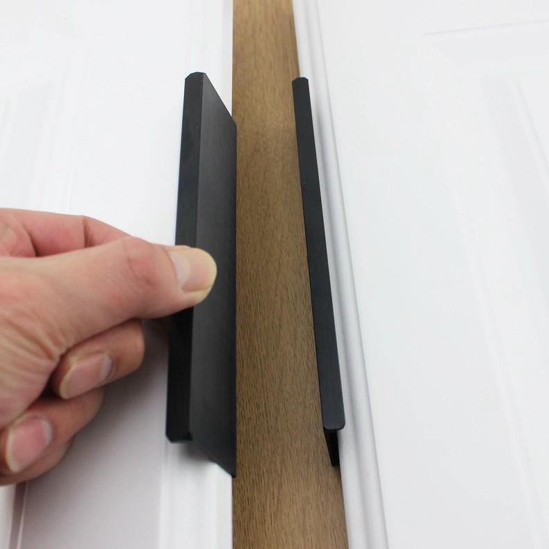 hidden door knob photo - 20