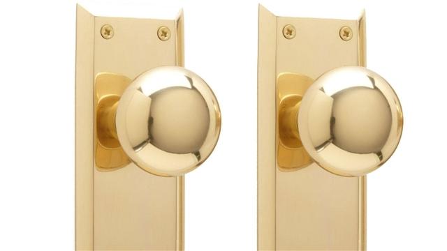 high end door knobs photo - 18