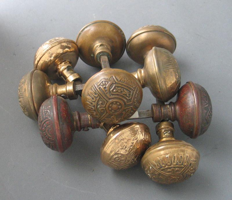 historic door knobs photo - 20