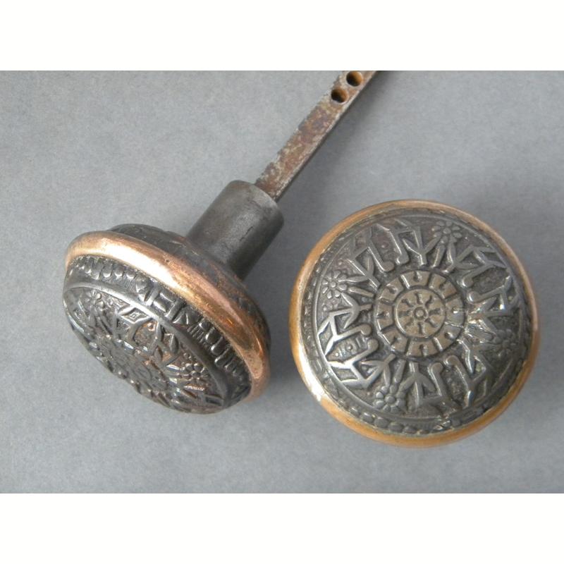 historic door knobs photo - 5