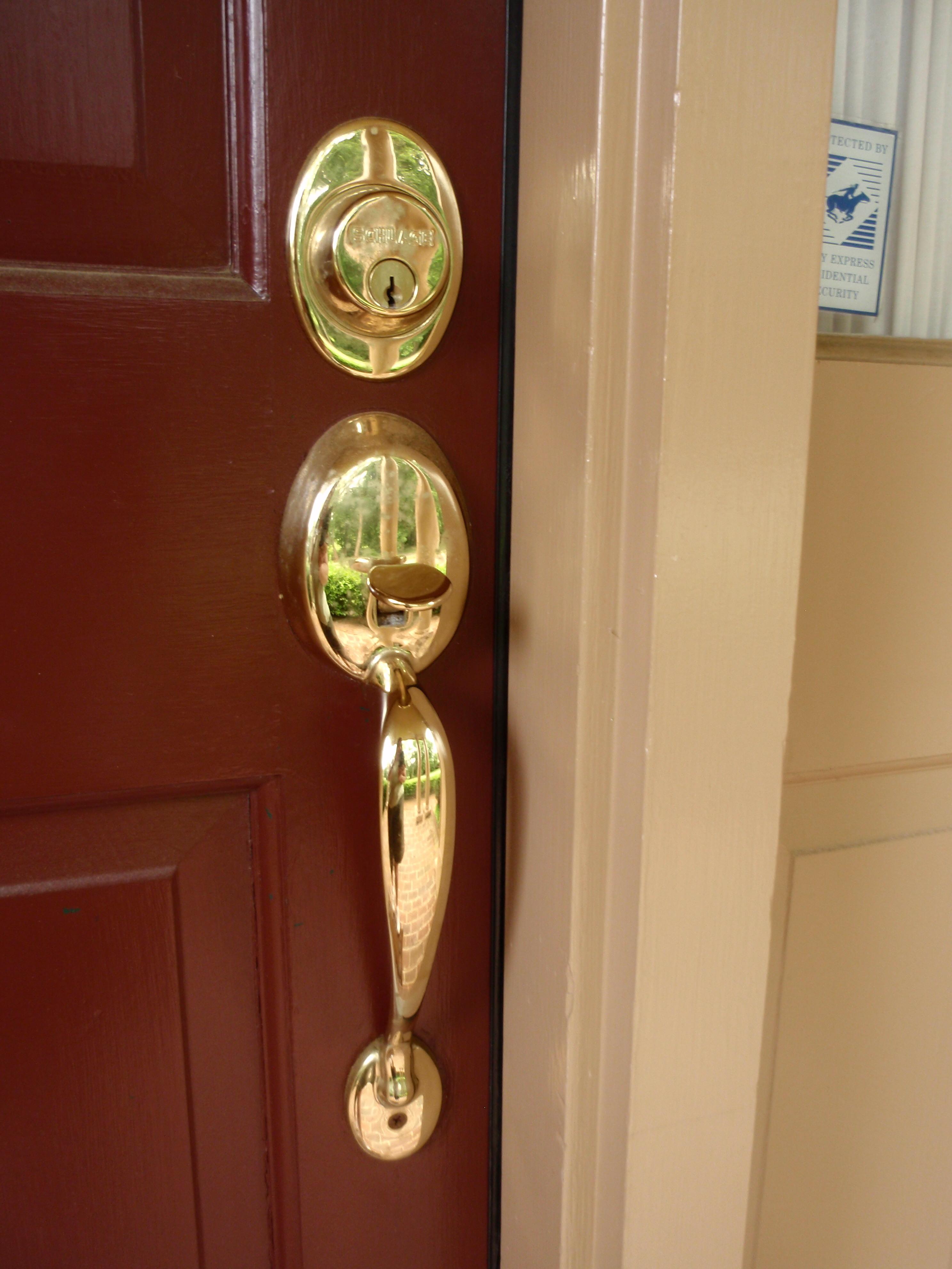 house door knobs photo - 8