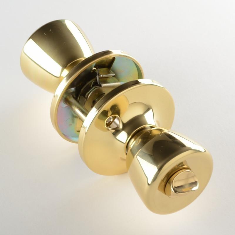 indoor locking door knobs photo - 10