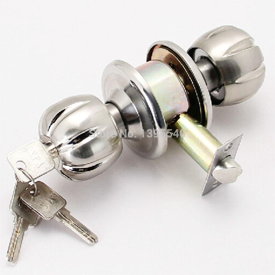 indoor locking door knobs photo - 14