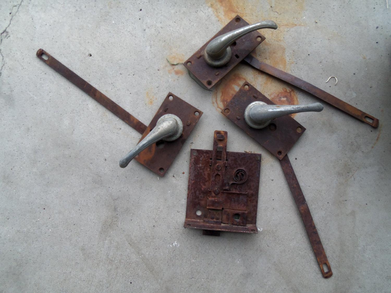 industrial door knobs photo - 18