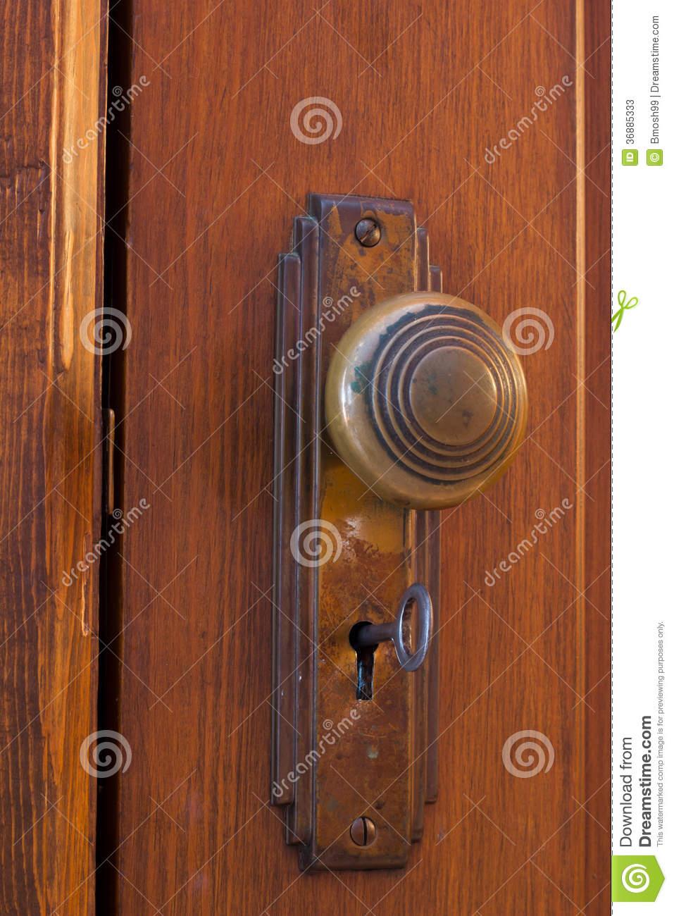 inside a door knob photo - 19