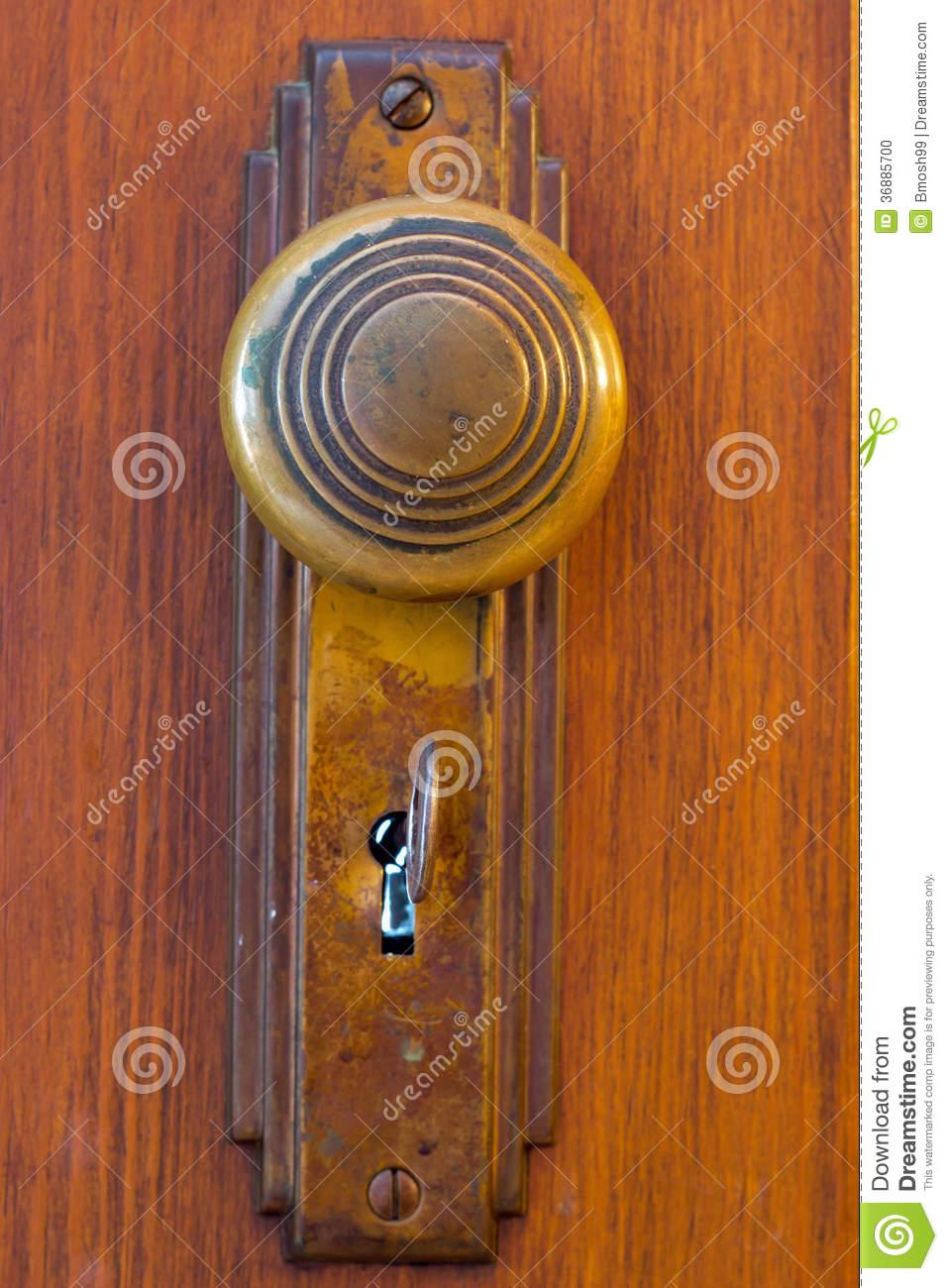 inside of a door knob photo - 18