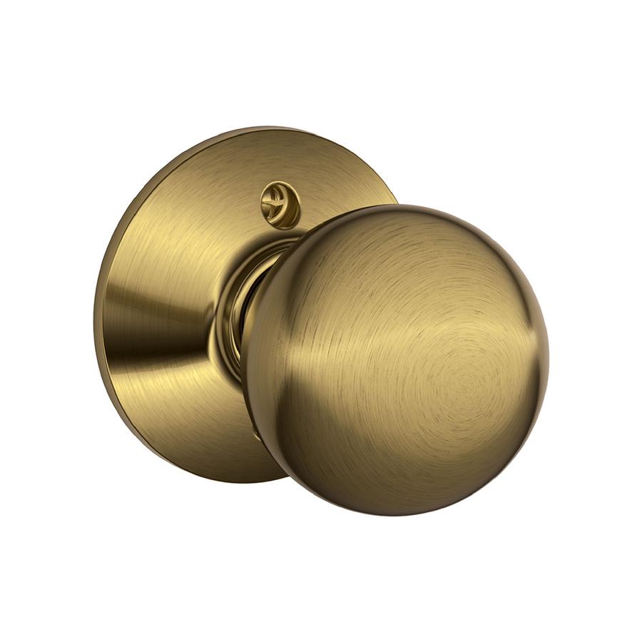 install schlage door knob photo - 14
