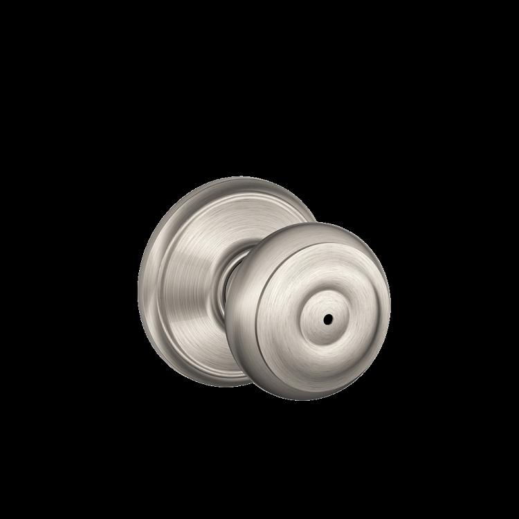 install schlage door knob photo - 7
