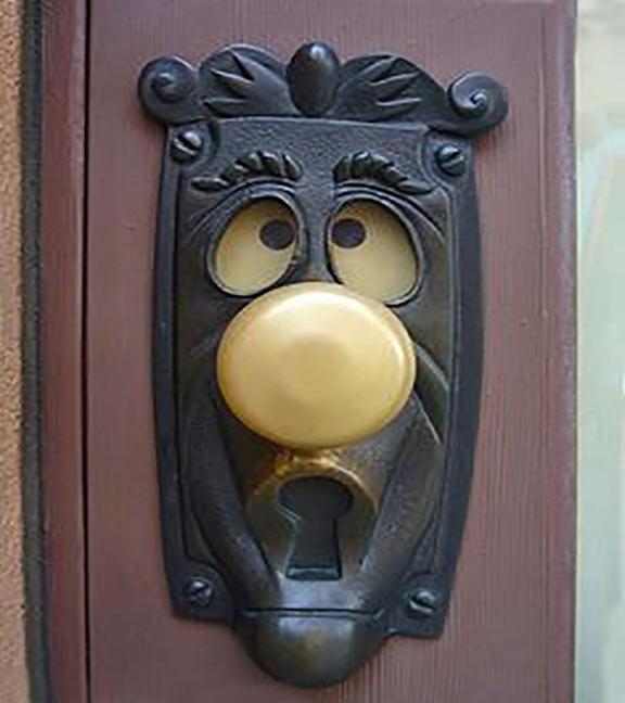 interesting door knobs photo - 14