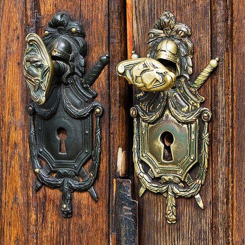 interesting door knobs photo - 19