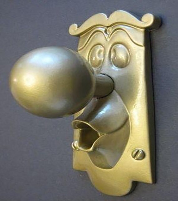 interesting door knobs photo - 4