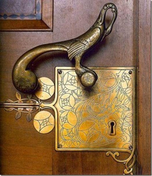 interesting door knobs photo - 9