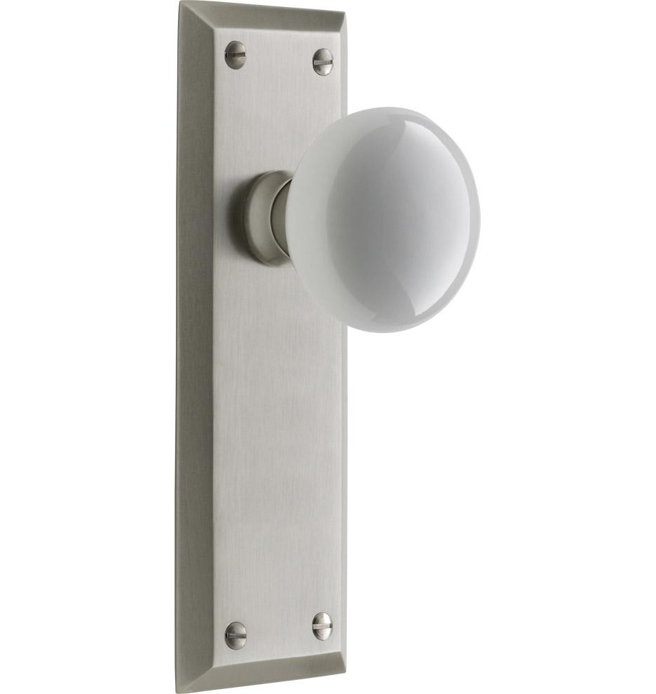 interior door knob photo - 17