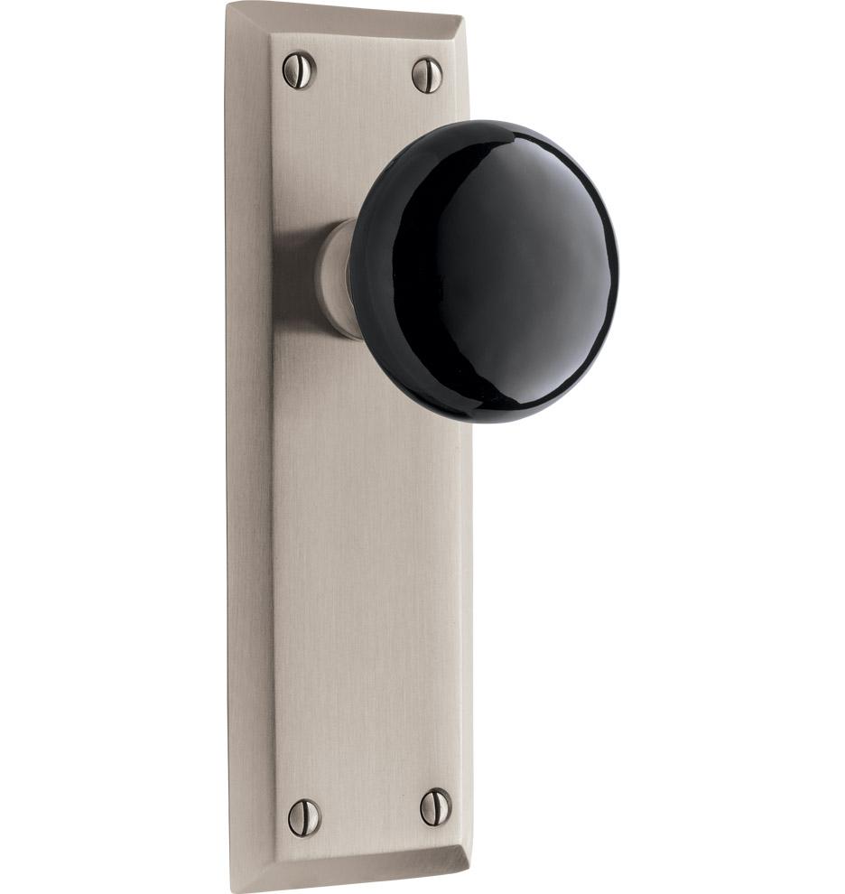 interior door knob photo - 3