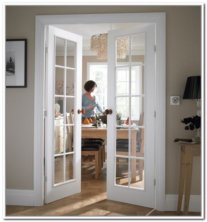 interior french door knobs photo - 15