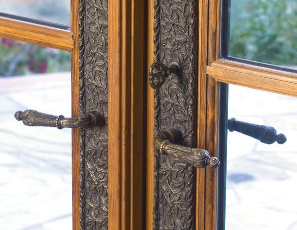interior french door knobs photo - 16
