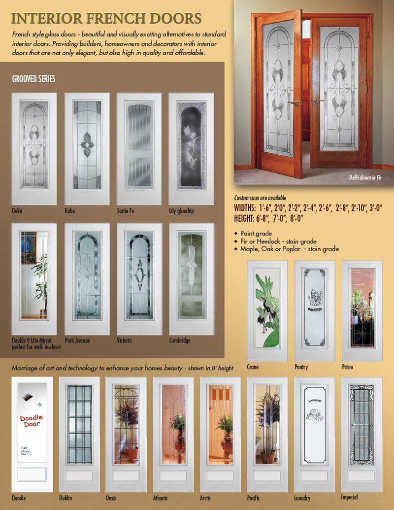 interior french door knobs photo - 20