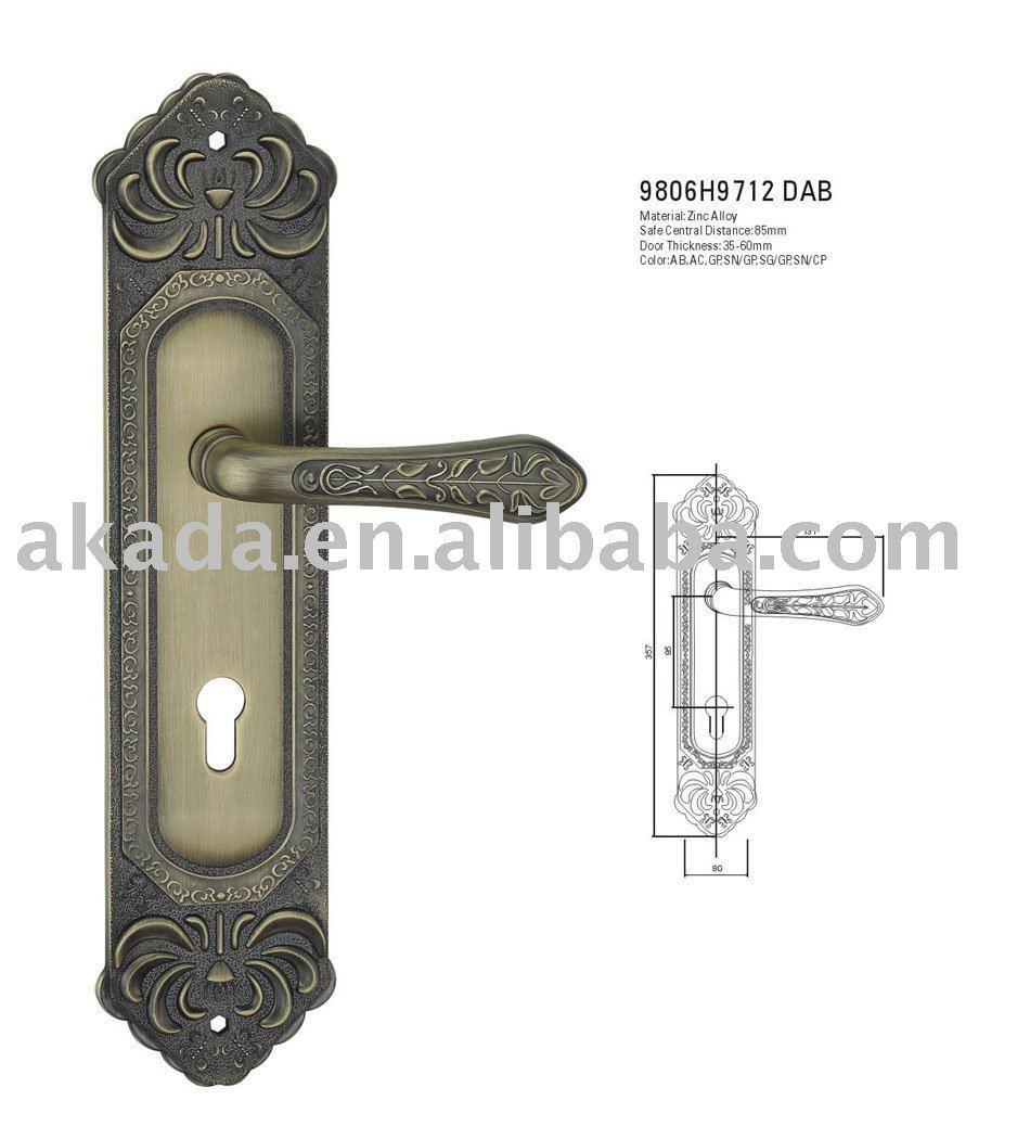 interior french door knobs photo - 3