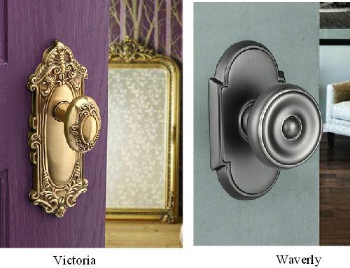 interior french door knobs photo - 6