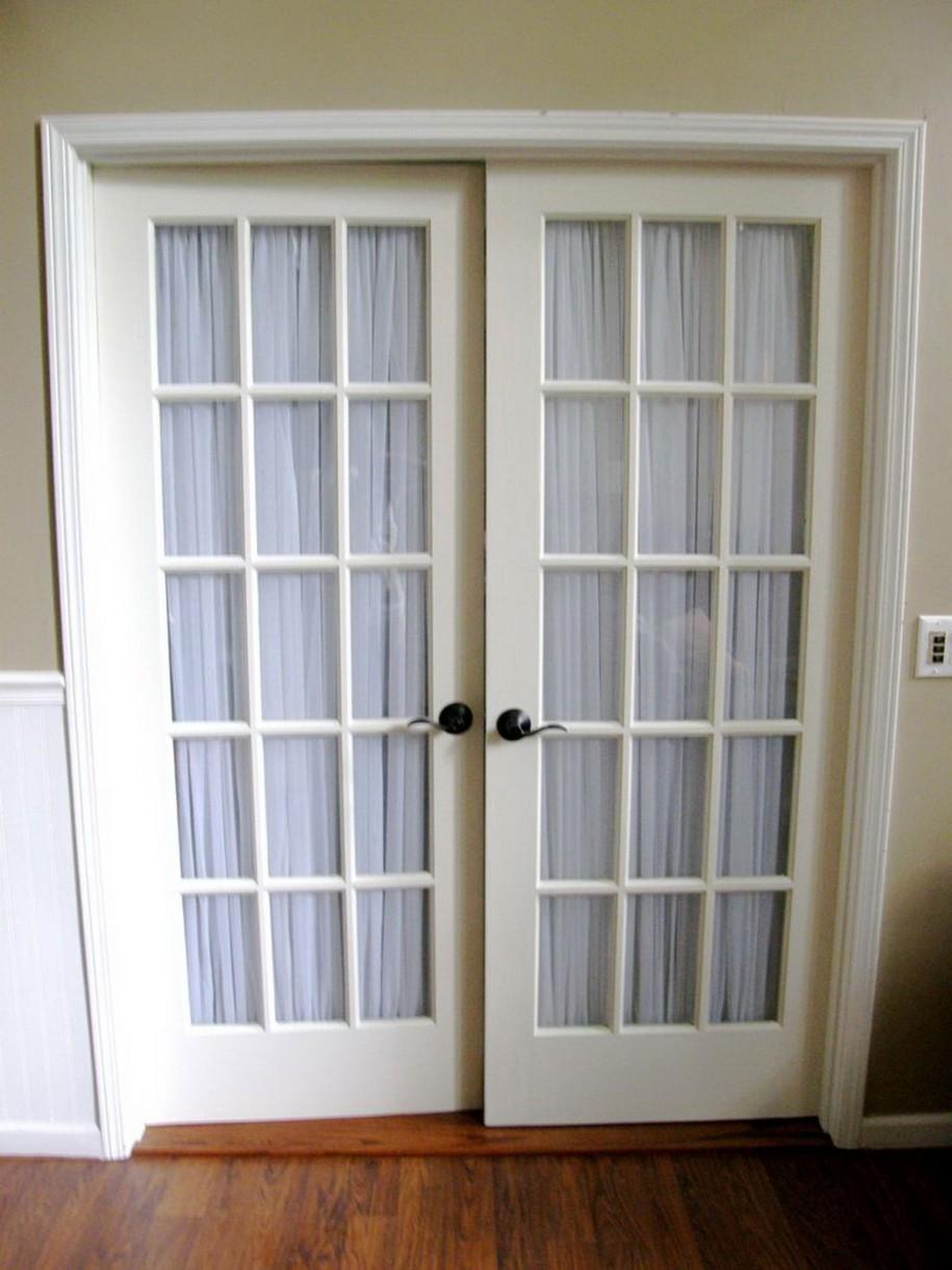 interior french door knobs photo - 9