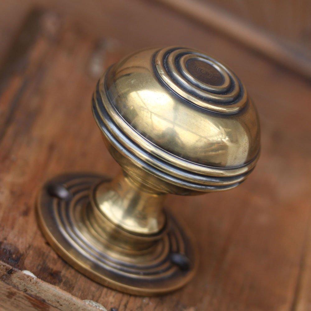 interior glass door knobs photo - 11