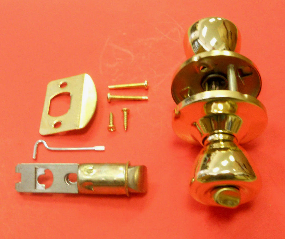 interior locking door knobs photo - 9