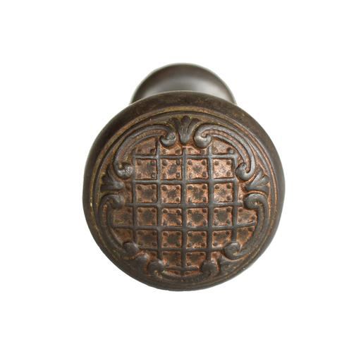 iron door knob photo - 17